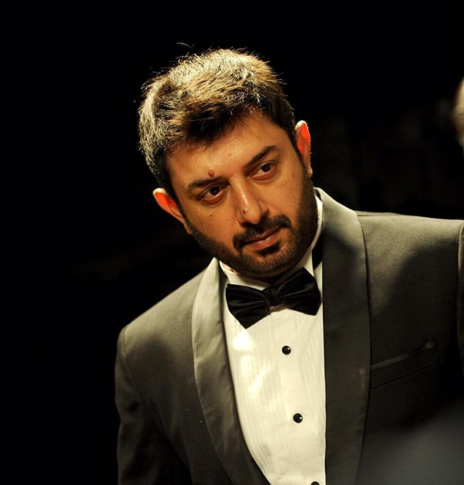 Actor Arvind Swamy