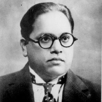 Young Ambedkar