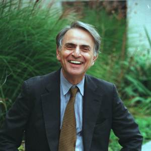 Carl Edward Sagan