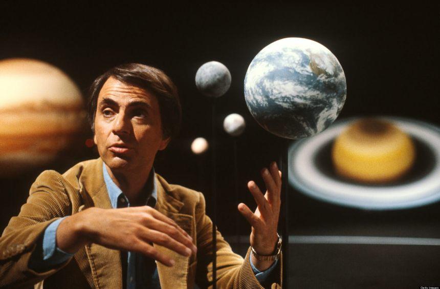 Carl Sagan Planets