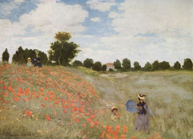 Claude-Monet-Poppies