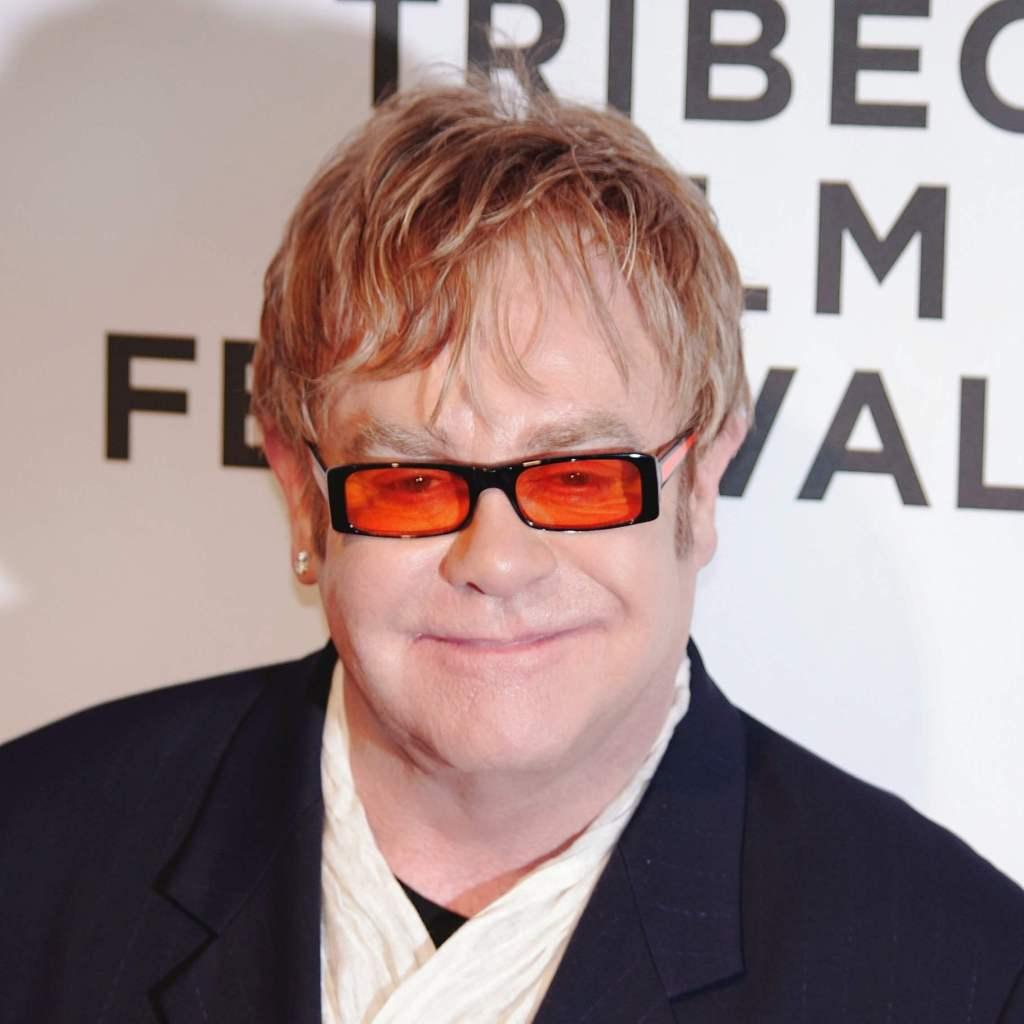 Sir Elton Hercules John