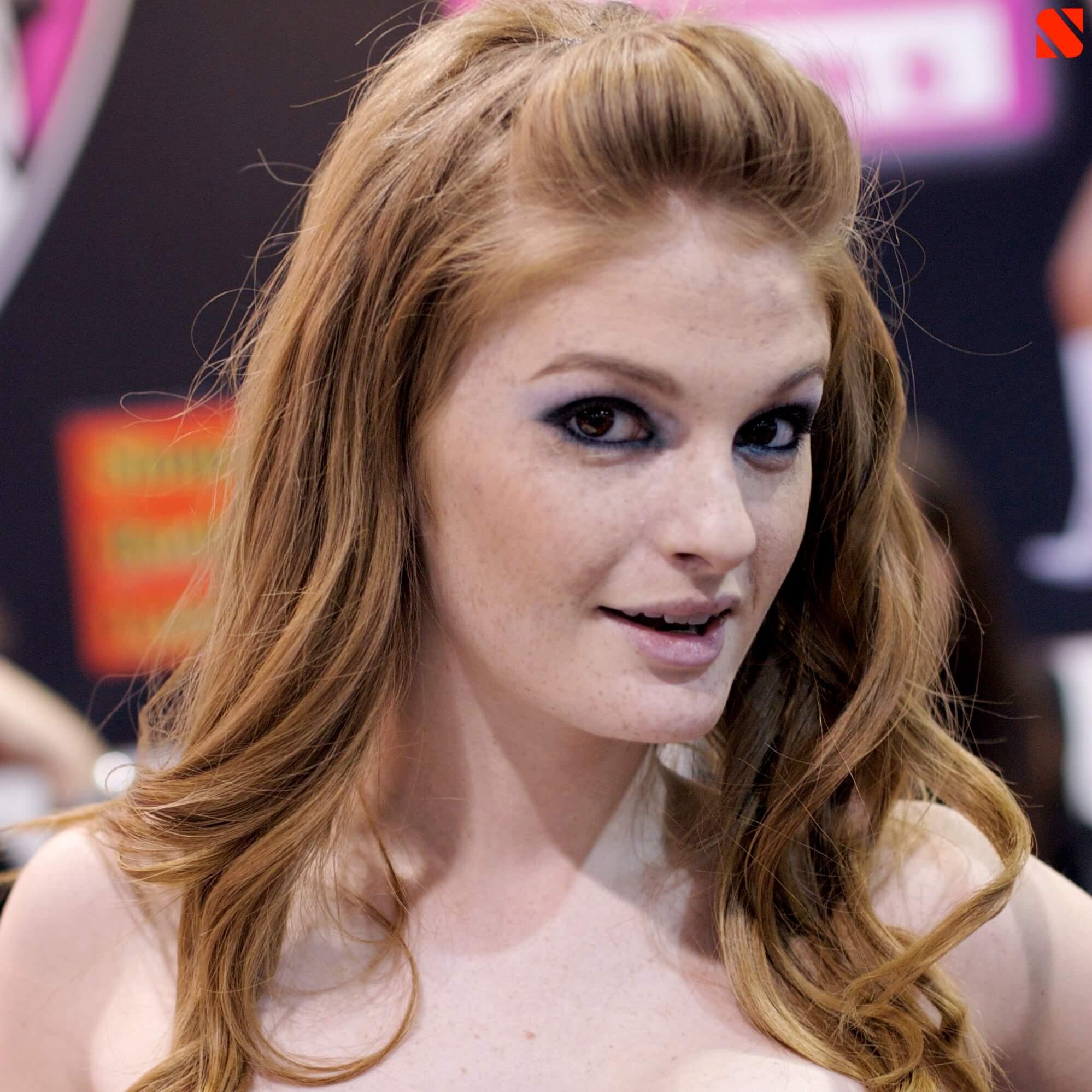 La mejor actriz porno