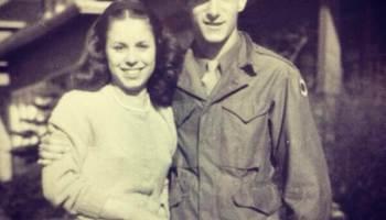 Hugh Hefner & Mildred