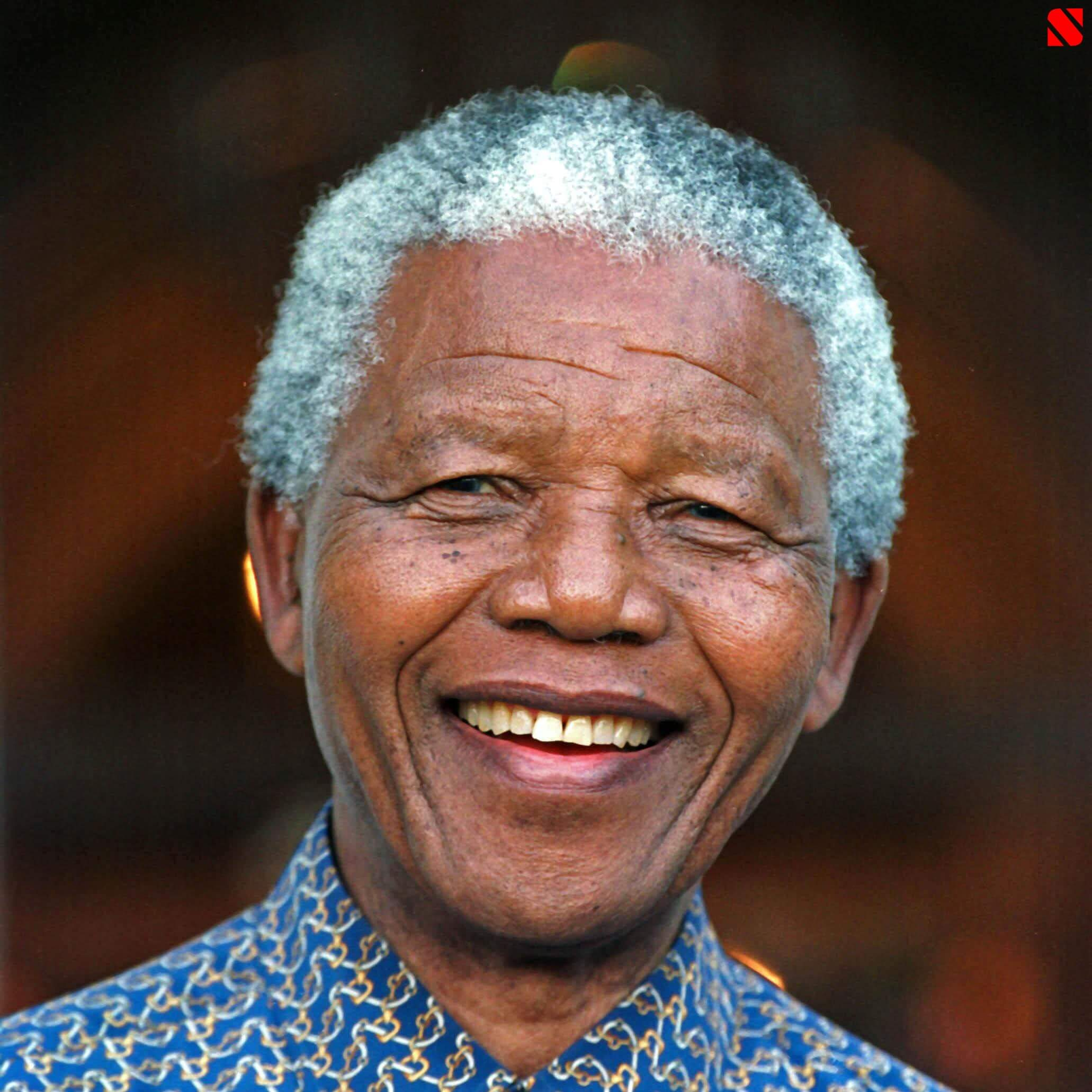 a biography of nelson mandela the first black president of south africa A short biography of nelson rolihlahla mandela  at the first national conference of the anc held inside  nelson mandela became the president of south africa.