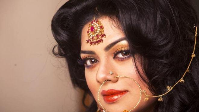 Beautiful Nusrat Imrose Tisha