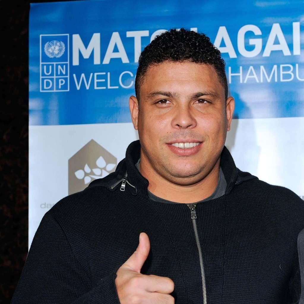 Ronaldo Brazilian Footballer