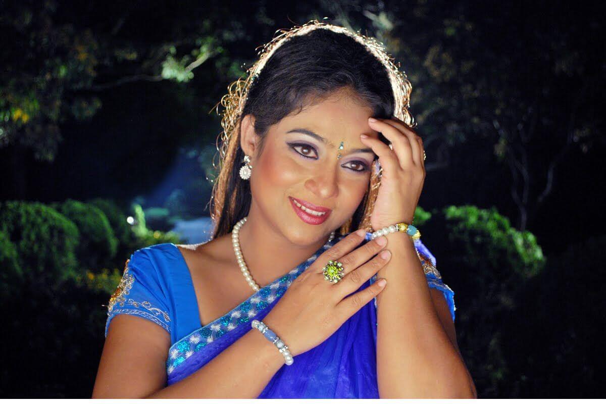 Actress Shabnoor