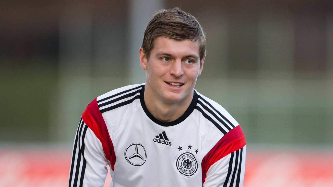 Toni Kroos Biography • German Soccer Player • Real Madrid Midfielder
