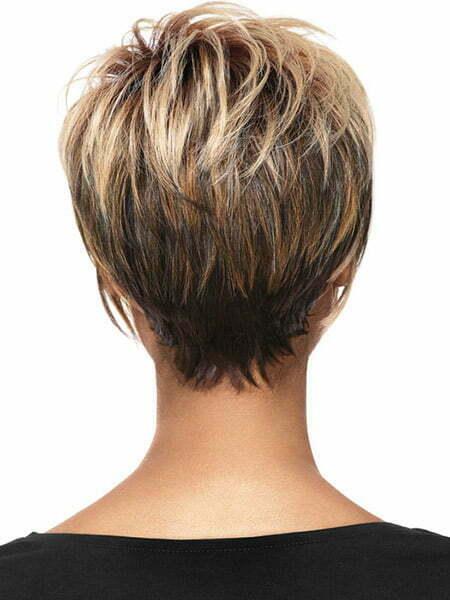 Neckline Haircut For Ladies : neckline, haircut, ladies, Short, Haircuts