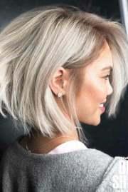 short hairstyles women 2018
