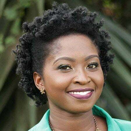 Short Afro Hairstyles For Black Ladies