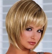 beautiful short inverted bob hairstyles