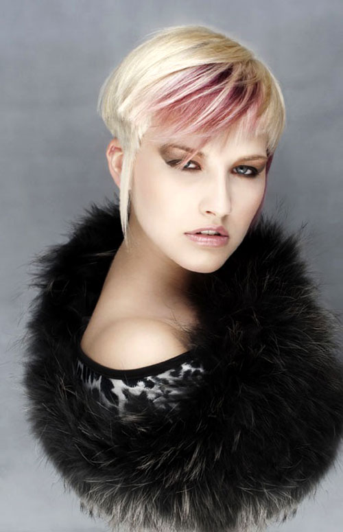 Cute Short Hair Color Trends for 2013   Short Hairstyles 2015