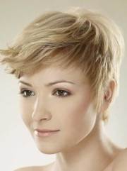 cute short shag haircuts 2015