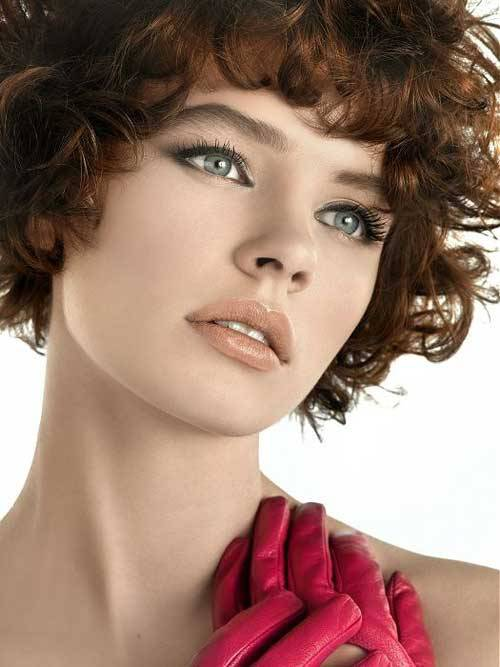 New Short Hairstyles for Round Faces 2014 | Short ...