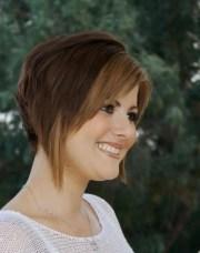2014 short stacked bob hairstyles