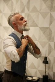 haircut styles men over 40