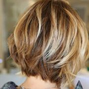 choppy bob style 2 - short hairstyles