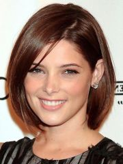 short chin length bob hairstyles