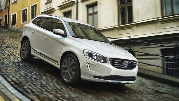 Volvo XC60 Flexible Leasing