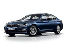 BMW 5 Series Saloon 530e PHEV M Sport 4dr Automatic [GL]