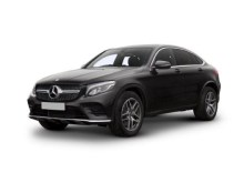 Mercedes-Benz GLC Coupe GLC 250 4Matic AMG Line Premium 5dr Automatic [GL]