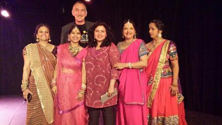 Bollywood Mayuries with Mark Cleary