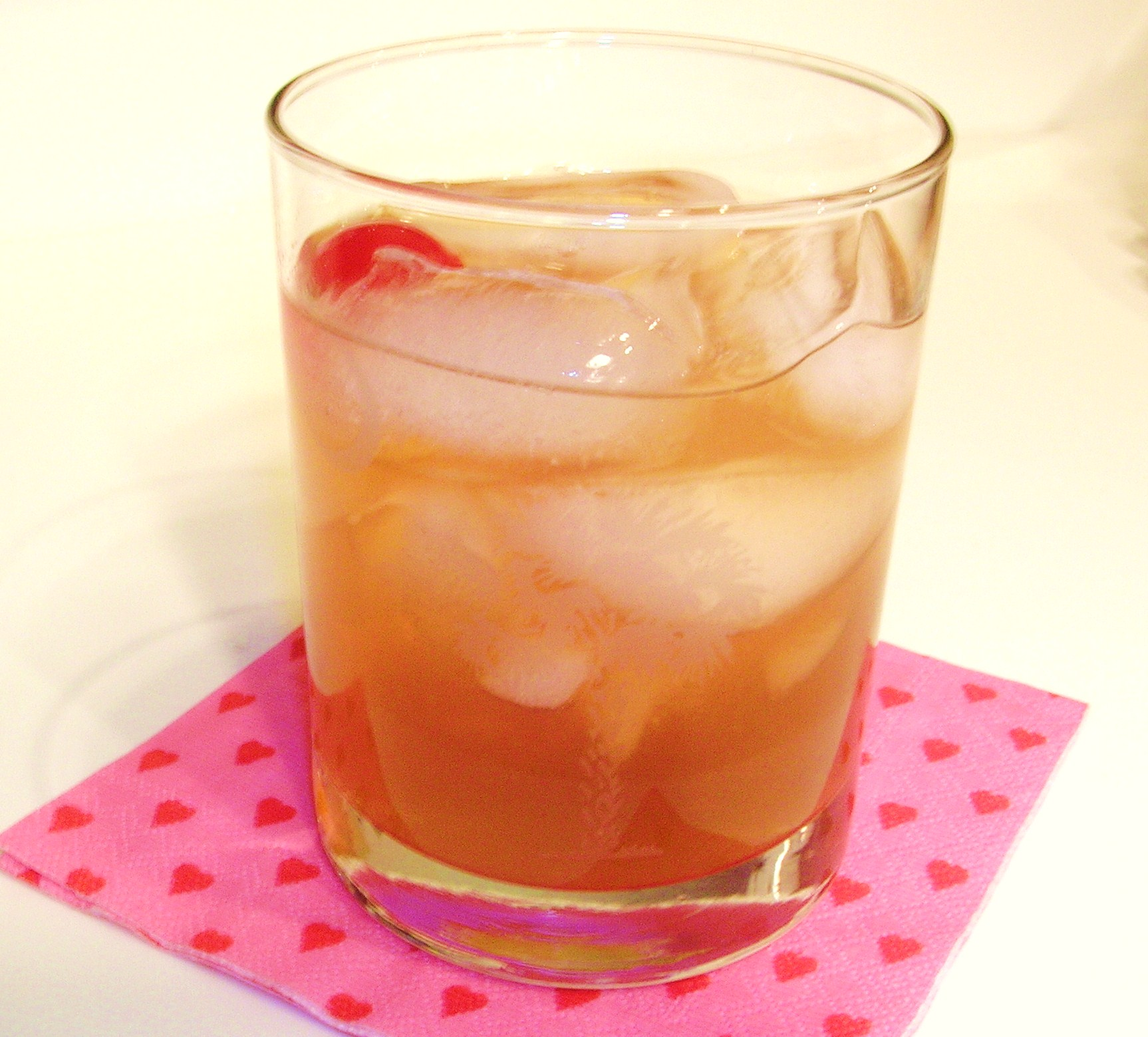 almond whiskey sour