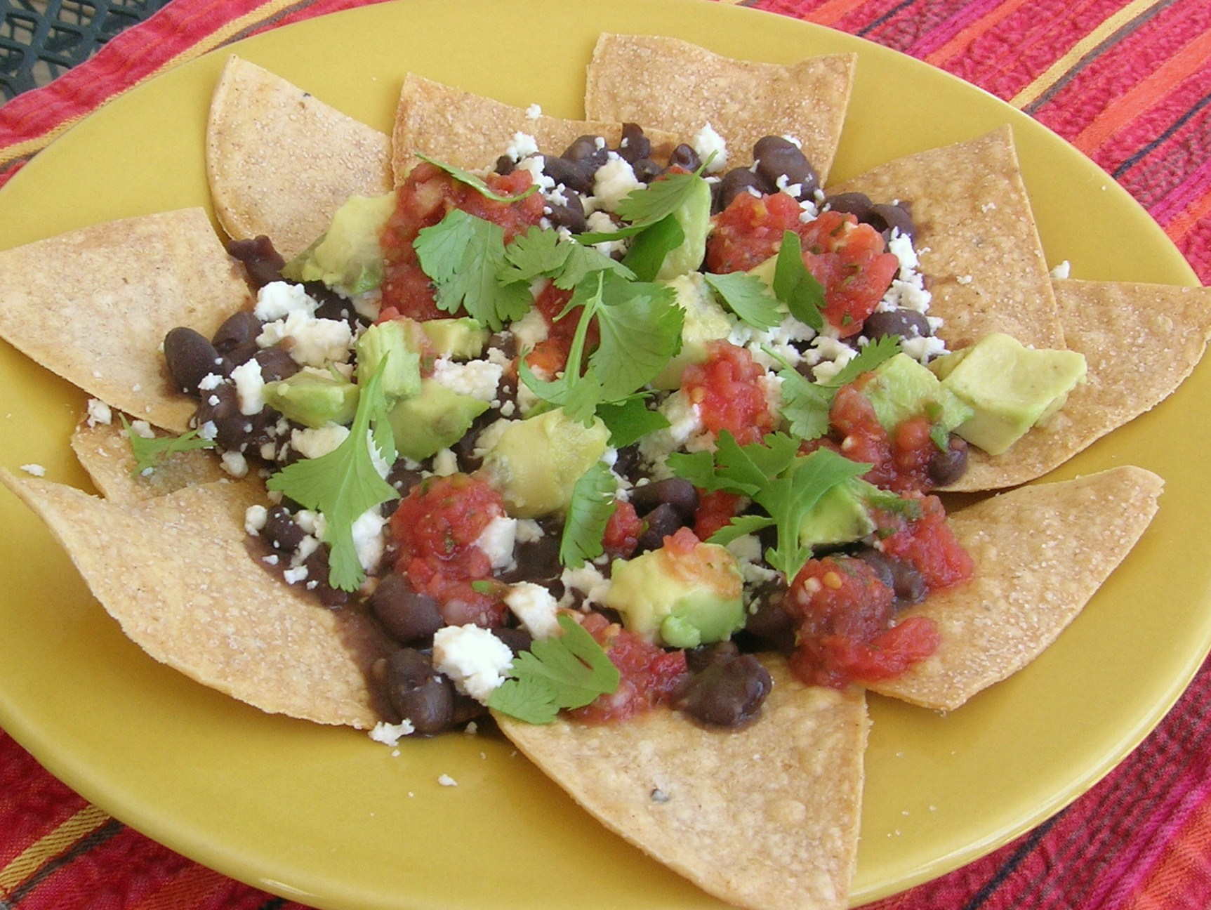 black-bean-nachos