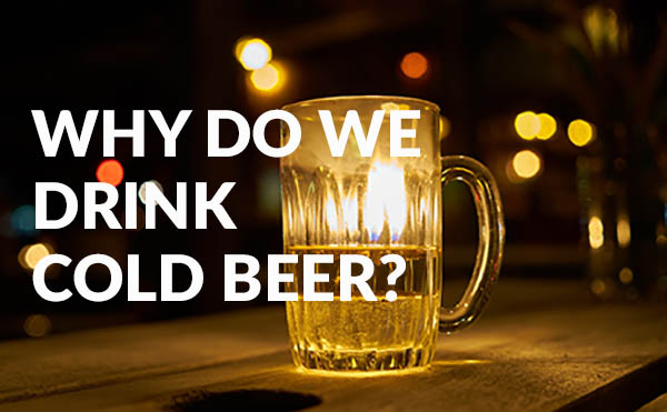 Why Does Beer Taste Better Cold?