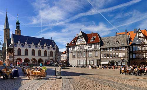 Goslar, home of the gose