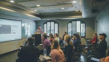 public workshop and seminar promotion businsess