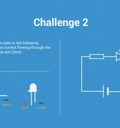 challenge 2 description with circuit diagram and extra information  [ 1200 x 740 Pixel ]