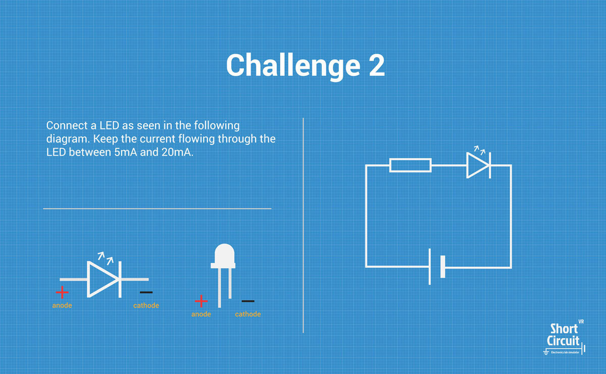 hight resolution of challenge 2 description with circuit diagram and extra information