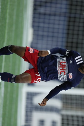 Possible Cult Hero, Jon Bell seen here in a USL League One match against North Texas SC.
