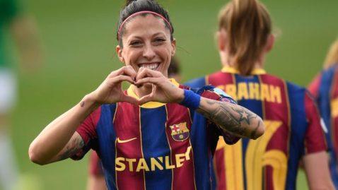 Jennifer Hermoso, Champions League