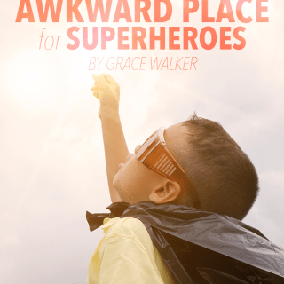 Suburbia is an Awkward Place for Superheroes
