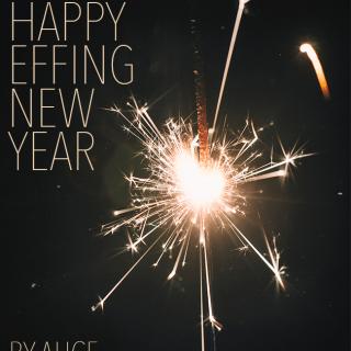 Happy Effing New Year