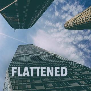Flattened