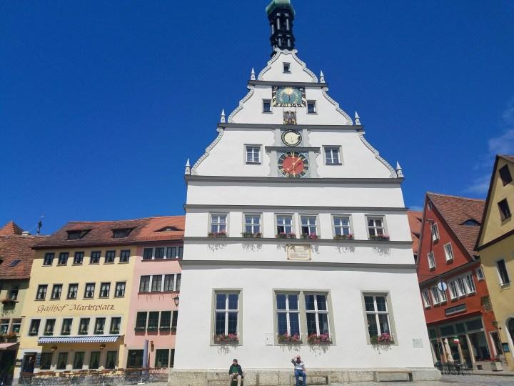 Town Hall Rothenburg