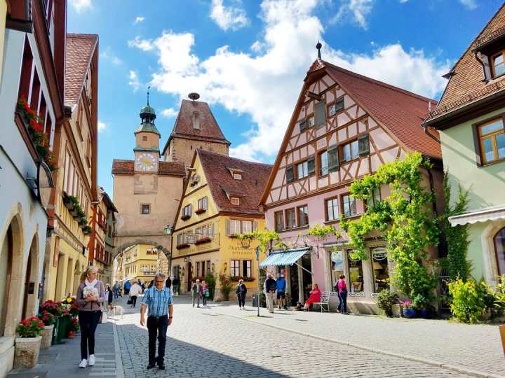 One Day in Rothenburg ob der Tauber