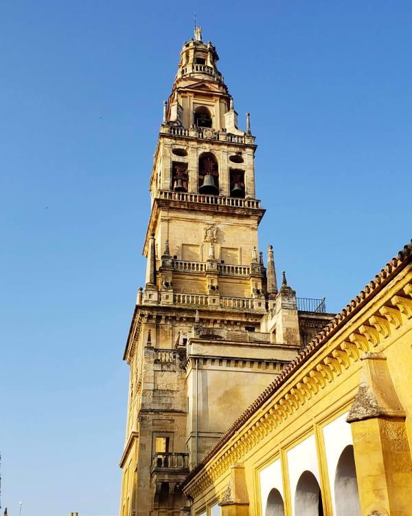 Bell Tower Mezquita Cordoba