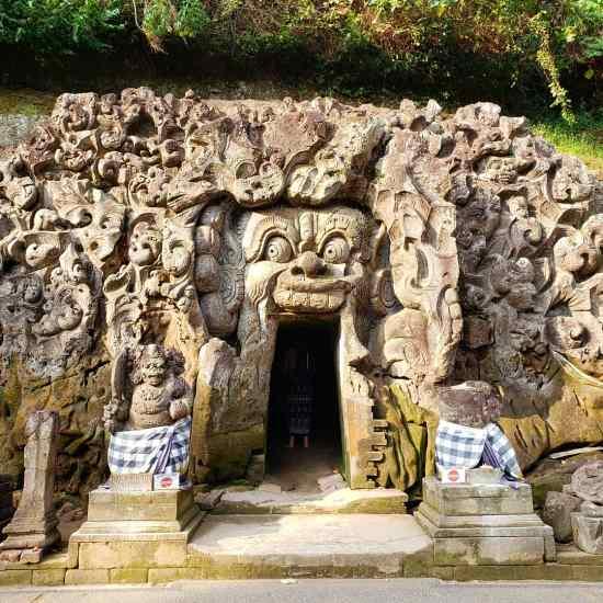 Goa Gajah Ubud Bali