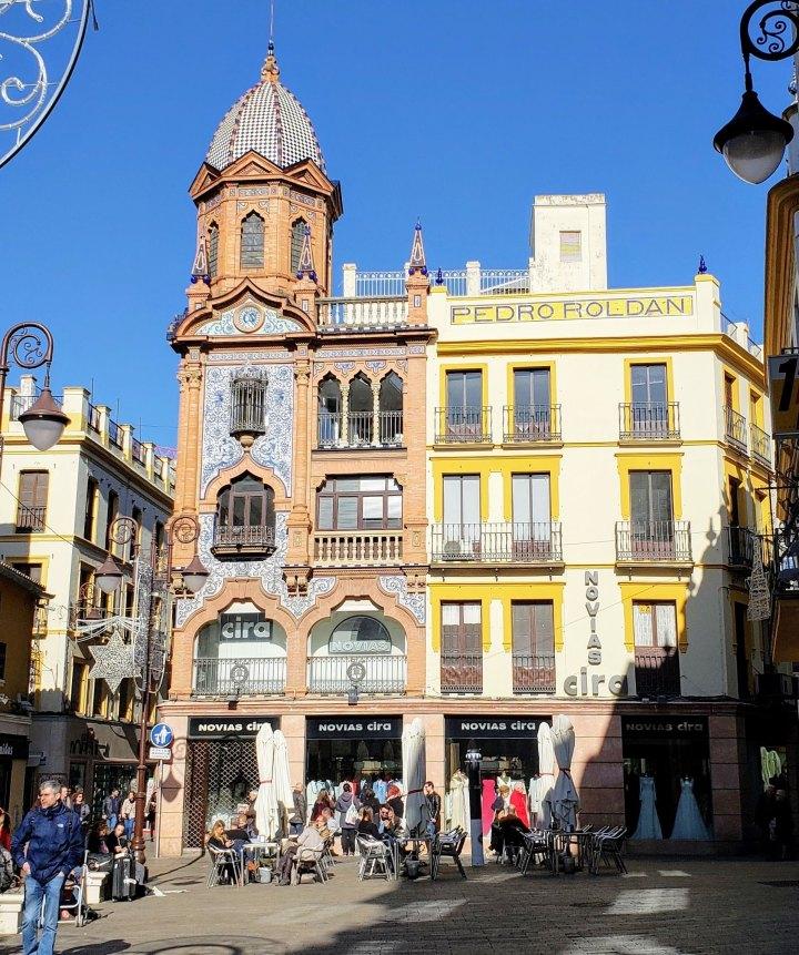 2 days in Seville