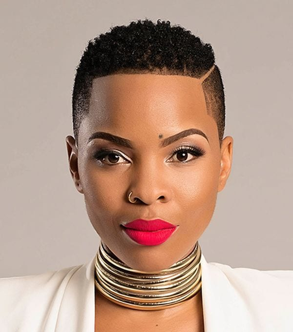 70 Short Haircuts For Black Women With Round Faces