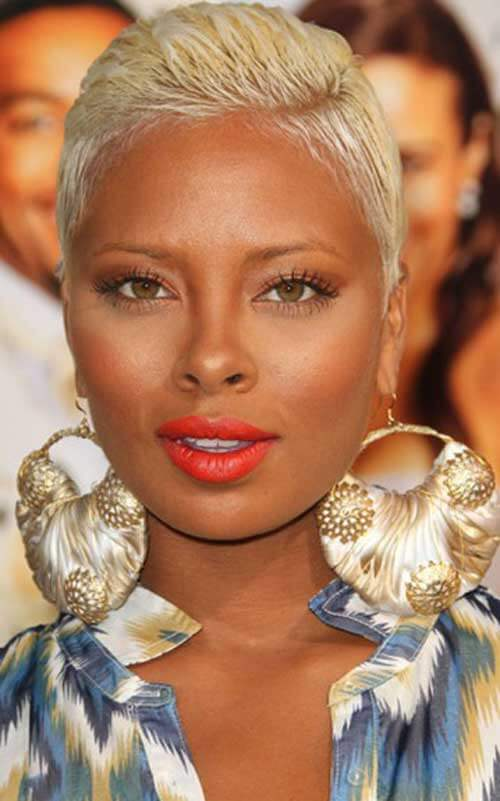 Short Haircuts For African American Women 25