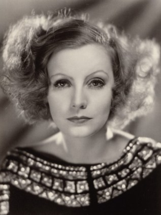 Greta Garbo via Wikipedia