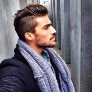 short hairstyles men 2014