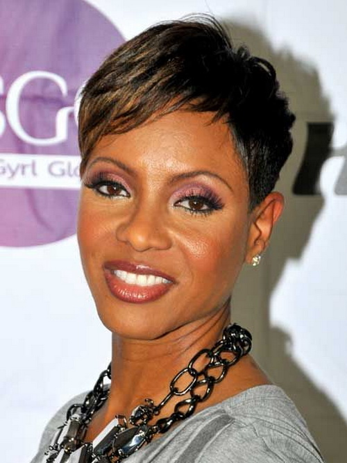 Short African American Hairstyles 2014 | Short Hairstyles for Women